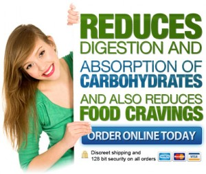ABSORBS CARBOHYDRATE AND REDUCES CRAVINGS